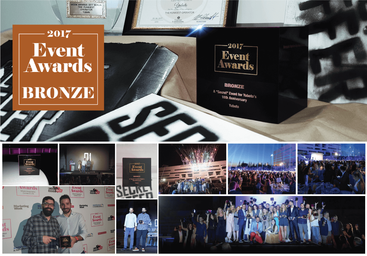 event awards 2017 bronze yuboto