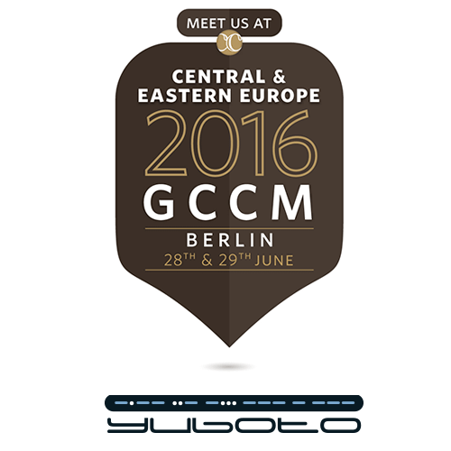 Η Yuboto Associated Sponsor στο CEE 2016 GCCM – Berlin