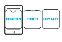 Go Mobile m-loyalty cards, m-coupons and more