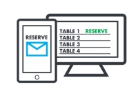 Seat / Table Reservations via Premium SMS!